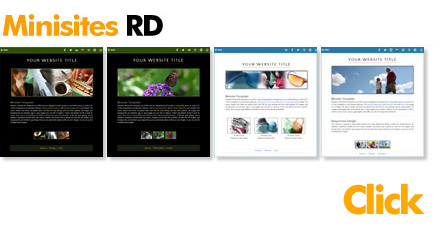 What are Website Templates? About HTML CSS Web Design Templates