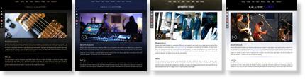 Mobile Compliant Responsive Htmlcss Web Templates Downloadable