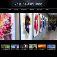 website template gallery