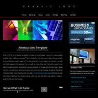 Adsense html web templates responsive website design problack rda google adsense web template pronofoot35fo Images