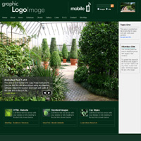 Ecosystem Downloadable Garden Theme