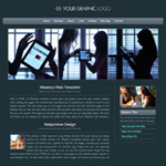 Diane RWD Website Template
