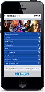 Exec White Mobile Website Plugin