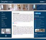 HTML Interiors Webpage Design
