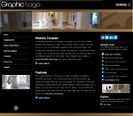 HTML Interiors LXG web template