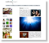 Client website template sample