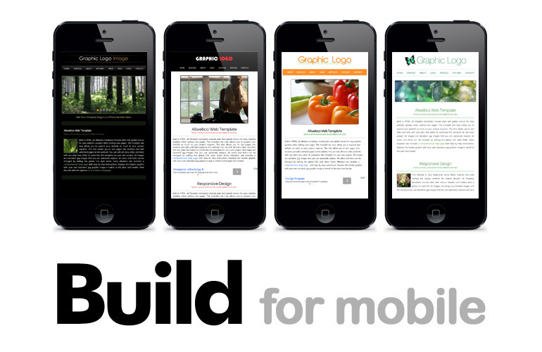 Building For Mobile
