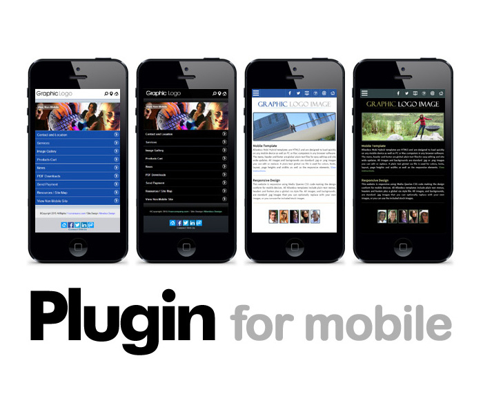 add a mobile website to update your existing websitemobile version upgrade addon plugin