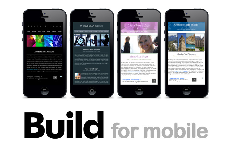 Business Responsive Websites